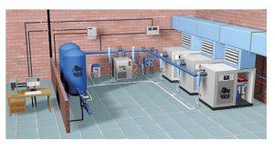Giới thiệu về hệ thống khí nén